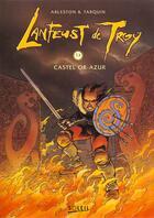 Couverture du livre « Lanfeust de Troy T.3 ; Castel or-azur » de Christophe Arleston et Didier Tarquin aux éditions Soleil
