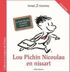 Couverture du livre « Le Petit Nicolas en niçois » de Sempe et Rene Goscinny aux éditions Imav