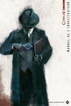 Couverture du livre « L'appel de Cthulhu 7e édition ; le manuel de l'investigateur » de Sandy Petersen et Loic Muzy et Mike Mason aux éditions Sans Detour