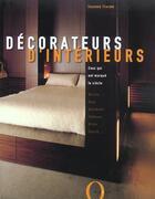 Couverture du livre « Decorateurs D'Interieurs » de Suzanne Trocme aux éditions Octopus