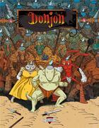 Couverture du livre « Donjon crépuscule t.110 ; haut septentrion » de Joann Sfar et Lewis Trondheim et Alfred aux éditions Delcourt