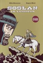 Couverture du livre « Soslan le lumineux » de Hugues Micol et Gilles Bizouerne aux éditions Thierry Magnier