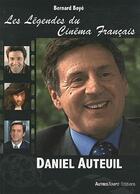 Couverture du livre « Daniel auteuil » de Bernard Boye aux éditions Autres Temps