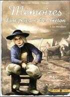 Couverture du livre « Mémoires d'un paysan bas-breton T.1 ; le mendiant » de Stephane Betbeder et Christophe Babonneau aux éditions Soleil