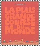 Couverture du livre « La plus grande course du monde » de Voutch aux éditions Editions Du Genevrier