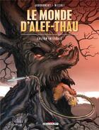 Couverture du livre « Le monde d'Alef-Thau ; INTEGRALE T.1 ET T.2 » de Alexandro Jodorowsky et Marco Nizzoli aux éditions Delcourt