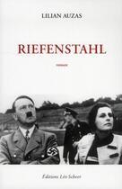 Couverture du livre « Riefenstahl » de Lilian Auzas aux éditions Leo Scheer