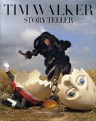 Couverture du livre « Story teller » de Tim Walker et Robin Muir aux éditions Thames And Hudson