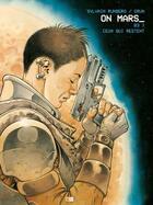 Couverture du livre « On Mars T.3 ; ceux qui restent » de Sylvain Runberg et Grun aux éditions Daniel Maghen