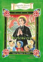 Couverture du livre « Saint Just de Bretenières » de Mauricette Vial-Andru et Ines De Chanterac aux éditions Saint Jude