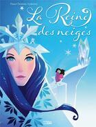 Couverture du livre « La Reine des Neiges » de Hans Christian Andersen et Carine Hinder et Chloe Chauveau aux éditions Lito