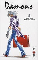 Couverture du livre « Damons t.5 » de Osamu Tezuka et Hidoyukl Yohehara aux éditions Bamboo