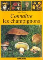Couverture du livre « Aed champignons (les)/connaitre » de Massart/Francis aux éditions Sud Ouest Editions