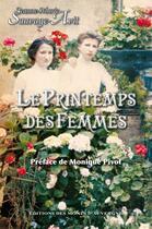 Couverture du livre « Le printemps des femmes » de Jeanne-Marie Sauvage-Avit aux éditions Monts D'auvergne
