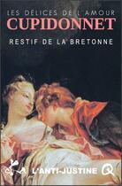 Couverture du livre « Cupidonnet » de Nicolas Restif De La Bretonne aux éditions Ska