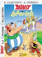 Couverture du livre « Astérix T.31 ; Astérix et Latraviata » de Rene Goscinny et Albert Uderzo aux éditions Albert Rene