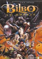 Couverture du livre « Bilbo Le Hobbit T.1 » de J.R.R. Tolkien aux éditions Vents D'ouest