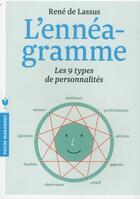 Couverture du livre « L'ennéagramme ; les 9 types de personnalités » de Rene De Lassus aux éditions Marabout