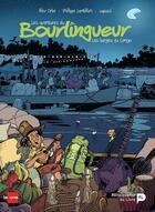 Couverture du livre « Les aventures du bourlingueur t.2 ; les barges du Congo » de Philippe Lambillon et Stephane Lapuss et Alex Orbe aux éditions Renaissance Du Livre