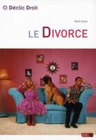 Couverture du livre « Le divorce » de Marie Saulis aux éditions Berger-levrault
