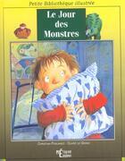 Couverture du livre « Le Jour Des Monstres » de Christian Poslianec aux éditions Epigones