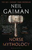 Couverture du livre « Norse mythology » de Neil Gaiman aux éditions Bloomsbury