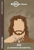 Couverture du livre « AO » de Marc Klapczynski aux éditions Storylab