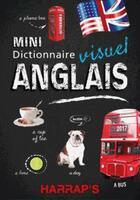 Couverture du livre « Harrap's mini dictionnaire visuel anglais » de Collectif aux éditions Harrap's