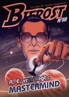 Couverture du livre « Bifrost 98 - la revue des mondes imaginaires » de E Van Vogt Alfred aux éditions Le Belial