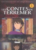 Couverture du livre « Les contes de terremer t.1 » de Miyazaki aux éditions Glenat
