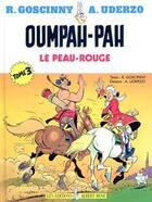 Couverture du livre « Oumpah-pah le peau-rouge tome 3 » de Rene Goscinny aux éditions Albert Rene