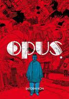Couverture du livre « Opus » de Satoshi Kon aux éditions Imho