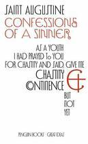 Couverture du livre « Penguin Great Ideas: Confessions Of A Sinner » de Augustine aux éditions Adult Pbs