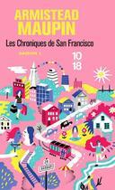 Couverture du livre « Chroniques de San Francisco T.1 » de Armistead Maupin aux éditions 10/18
