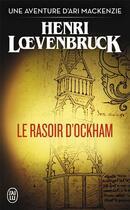 Couverture du livre « Le rasoir d'Ockham » de Henri Loevenbruck aux éditions J'ai Lu