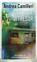 Couverture du livre « La chasse au trésor » de Andrea Camilleri aux éditions Pocket