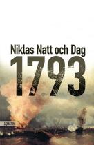 Couverture du livre « 1793 » de Niklas Natt Och Dag aux éditions Sonatine