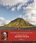 Couverture du livre « Émerveillement » de Matthieu Ricard aux éditions La Martiniere