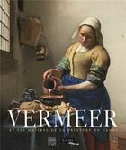 Couverture du livre « Vermeer et les maîtres de la peinture de genre » de Collectif aux éditions Somogy