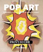 Couverture du livre « Pop Art, une réponse à la culture de masse » de Parkstone Parkstone aux éditions Parkstone International