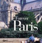 Couverture du livre « Forever Paris » de Jacques Lebar aux éditions Parigramme