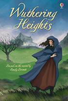 Couverture du livre « Wuthering Heights » de Rachel Firth et Emily Bronte aux éditions Usborne