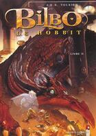 Couverture du livre « Bilbo Le Hobbit T.2 » de J.R.R. Tolkien aux éditions Vents D'ouest