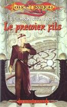 Couverture du livre « LE PREMIER FILS » de Thomson et Tonya-R Carter aux éditions Fleuve Noir