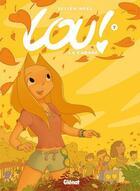 Couverture du livre « Lou ! T.7 ; la cabane » de Julien Neel aux éditions Glenat