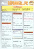 Couverture du livre « Dépanner son pc » de Guy De Lussigny aux éditions Eska