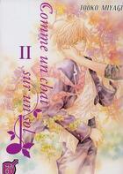 Couverture du livre « Comme un chat sur le sol t.2 » de Tooko Miyagi aux éditions Taifu Comics