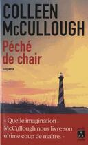 Couverture du livre « Péché de chair » de Colleen Mccullough aux éditions Archipel