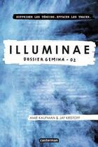 Couverture du livre « Illuminae t.2 ; dossier Gemina » de Amie Kaufman et Jay Kristoff aux éditions Casterman