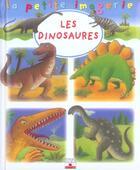 Couverture du livre « Les dinosaures » de Beaumont et Desmoinaux aux éditions Fleurus